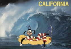 Goofy Goes Tubing in California