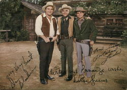 Actors of Bonanza