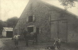 Fort Hunter Mansion Stables