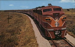 The Sunset Limited, Southern Pacific Railroad Company