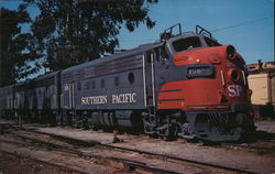 Southern Pacific Railroad Co. - EMD F-7A No.356