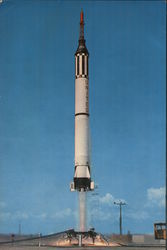 Mercury-Redstone Space Vehicle