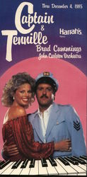 Captain & Tennille at Harrah's Casino