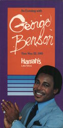 George Benson at Harrah's Lake Tahoe