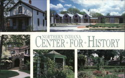 Northern Indiana Center for History Large Format Postcard