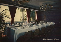 Hotel Del Coronado - Windsor Room