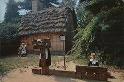 Scene in Pioneer Village