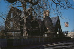 House of the Seven Gables, Built 1668