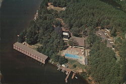 Air View of the Enchanted Pennisula