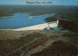Norfolk Dam and Lake