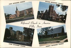 Reformed Church in America Large Format Postcard