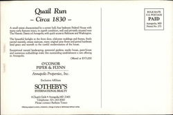 Quail Run - Real Estate Listing by Sotheby's