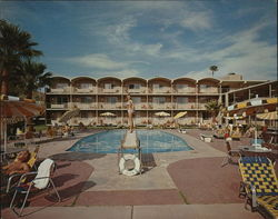 The Oasis - Western International Hotel