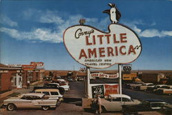 Covey's Little America