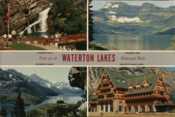 Visit Us at Waterton Lakes National Park