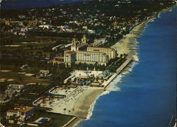 Air View of Palm Beach