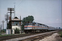 Amtrak - The Lake Shore Limited