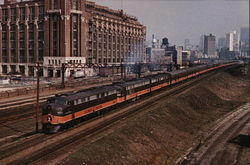 Illinois Central Railroad - City of New Orleans