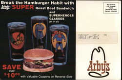 Break the Hamburger Habit, Arby's