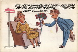 Our Tenth Anniversary Dear -