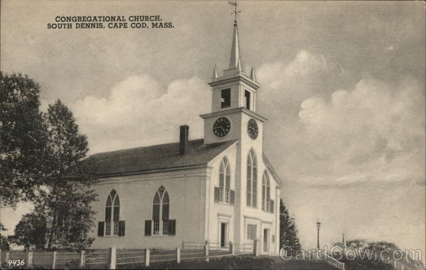 Congregational Church South Dennis Massachusetts