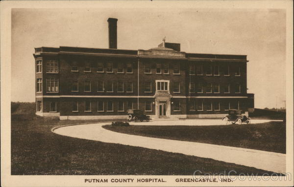 Putnam County Hospital Greencastle Indiana