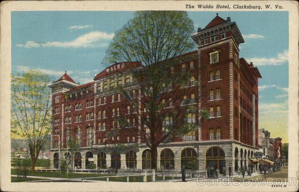 Save the Waldo Hotel!! Clarksburg WV | Flickr - Photo Sharing!