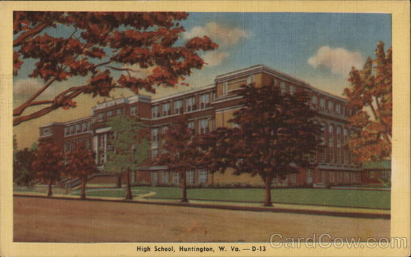High School Huntington West Virginia