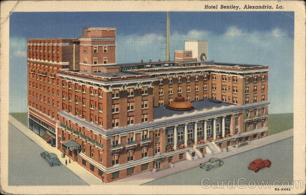Hotel Bentley Alexandria Louisiana
