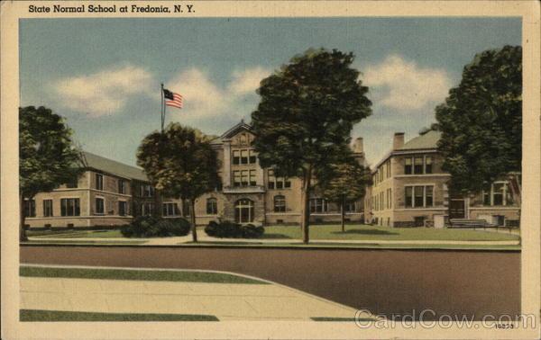 State Normal School Fredonia New York