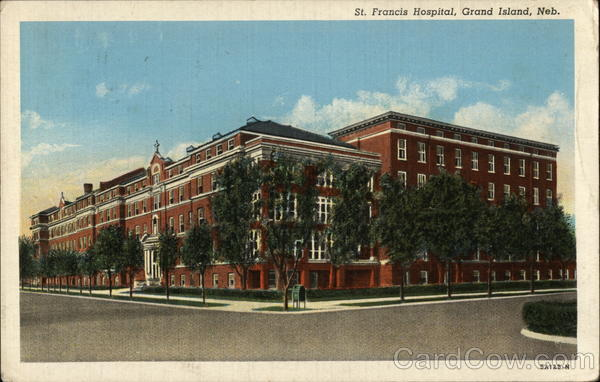 St. Francis Hospital Grand Island Nebraska