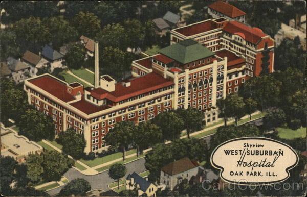 Skyview West Suburban Hospital Oak Park Illinois