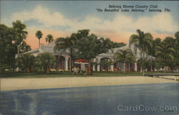 Sebring Shore Country Club Florida