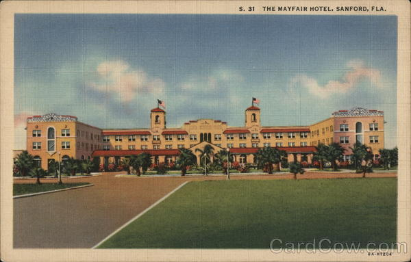The Mayfair hotel Sanford Florida
