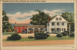 Wayside Country Store, Wayside Inn