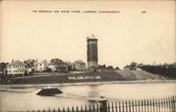 The Reservoir and Water Tower