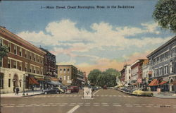 Main Street, Great Barrington, Mass. in the Berkshires