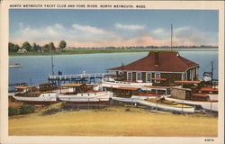 North Weymouth Yacht Club and Fore River