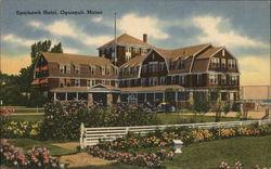 Sparhawk Hotel