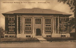 Administration Building, De Pauw University