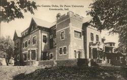 Alpha Gamma Delta, De Pauw University