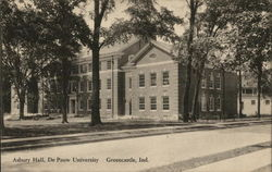 Asbury Hall, De Pauw University