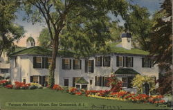 Varnum Memorial House Postcard