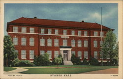 Kentucky Female Orphan School - Starks Hall