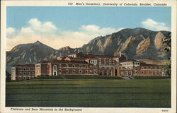 Men's Dormitory, University of Colorado