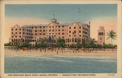 Fort Montague Hotel, Nassau, Bahamas - Nassau's Only Sea Beach Hotel