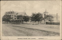 Quogue House and Chapel