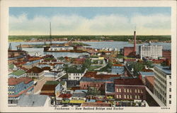 New Bedford Bridge and Harbor
