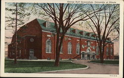 George Huff Gymnasium, University of Illinois