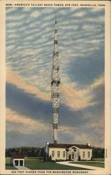 America's Tallest Radio Tower